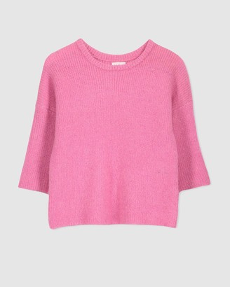 Milky 3/4 Sleeve Jumper - Kids