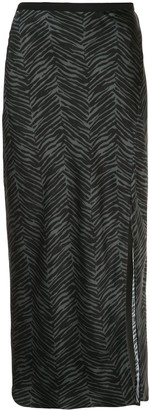 Anine Bing Dolly midi skirt