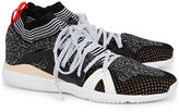 adidas by Stella McCartney Black Crazymove Bounce Trainers
