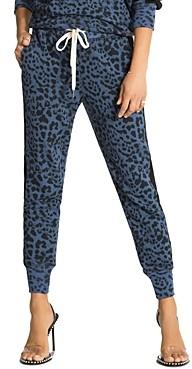 n:philanthropy Barkley Leopard Print Jogger Pants