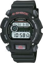 G-Shock G SHOCK Mens Digital Black Strap Watch DW9052-1V