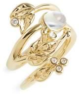 Temple St. Clair Object Trouve Diamond Ring