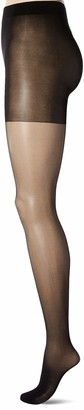 Secret Silky Women's Firm Support Sheer Control Top Pantyhose 1 Pair