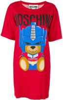 Moschino transformer bear t-shirt dress - women - Viscose/Other fibres - 38