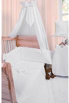 Clair De Lune Dimple 5 Piece Cot/Cot Bed Bedding Bale