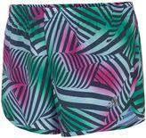 adidas Girls 7-16 Printed Woven Shorts