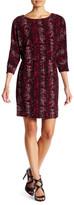 Nine West Printed Dress