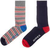 Howick Striped Sock