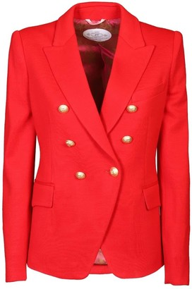 The Extreme Collection Red Blazer Allegria