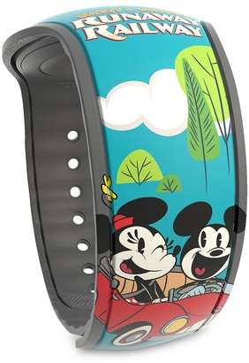 Disney Mickey & Minnie's Runaway Railway MagicBand 2 Limited Release