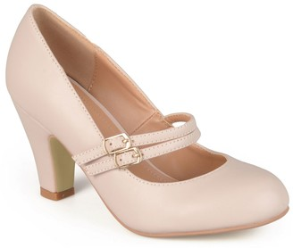 Journee Collection Windy Mary Jane Pump