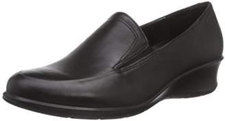 Ecco Women's Felicia Low-Top Slippers, Black (BLACK1001), 5 UK