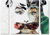Ines Kouidis 'Audrey' Large Multi-Panel Wall Art Set