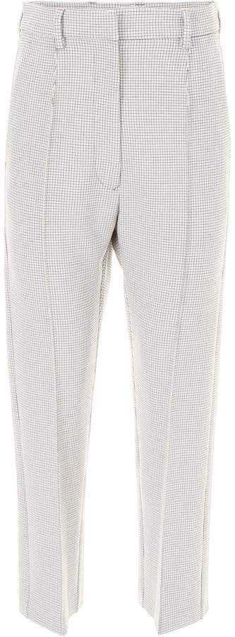 MM6 MAISON MARGIELA Check Formal Trousers