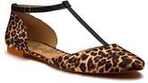 Women's Shoes Of Prey T-Strap Flat