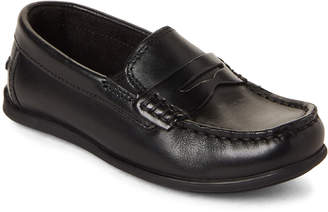 Florsheim Toddler Boys) Black Jerod Penny Loafers