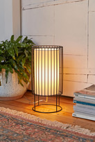 Urban Outfitters Vaughn Caged Lantern Table Lamp