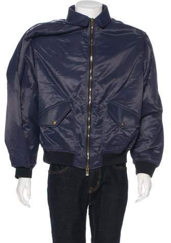 Y/Project Oversized Bomber Jacket w/ Tags