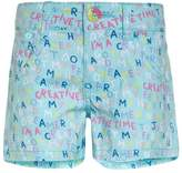 Benetton Shorts light blue