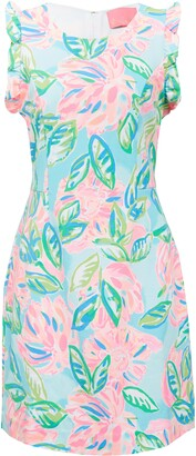 Lilly Pulitzer Carmelisa Floral A-Line Dress
