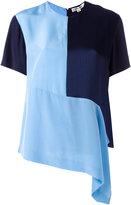 Diane von Furstenberg asymmetric T-shirt