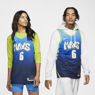 Nike NBA Swingman Jersey Kristaps Porzingis Mavericks City Edition