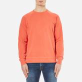 YMC Men's Almost Grown Sweatshirt Orange