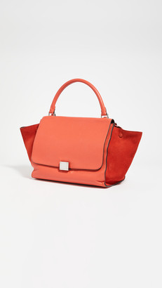 Shopbop Archive Celine Trapeze Bag