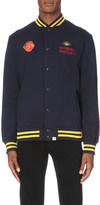 Billionaire Boys Club Vegas cotton-jersey varsity jacket