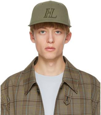 Helmut Lang Khaki New Era Edition Low Profile Cap
