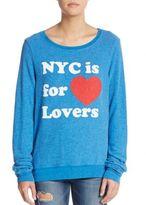 Wildfox Couture City Of Love Sweatshirt