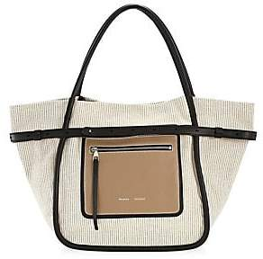 Proenza Schouler Women's Inside-Out Canvas Tote