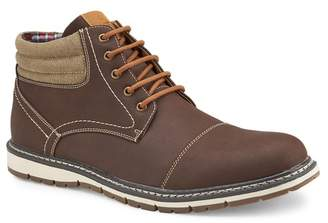 Reserved Footwear Padded Collar Mid Boot