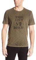 John Varvatos Men's This Ain't No Disco Graphic T-Shirt