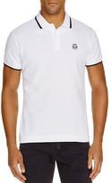 McQ by Alexander McQueen Cotton Logo Polo Shirt