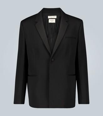 Bottega Veneta Compact wool suit jacket