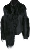 Barbara I Gongini oversized fur coat - women - Goat Fur/Lamb Skin - 36