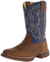 Durango Women's Ramped Up Lady Rebel Blue Riding Boot
