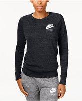 Nike Gym Vintage Long-Sleeve Top
