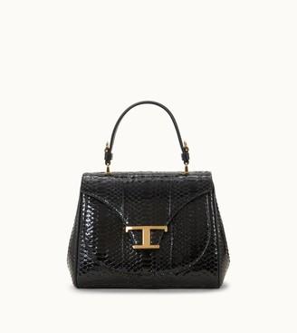 Tod's Handbag in Python Mini