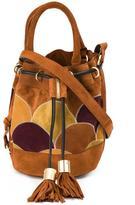 See by Chloe 'Vicki' patchwork bucket tote