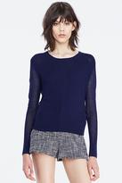 Diane von Furstenberg Orla Merino Wool Sweater