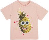 Stella McCartney Pineapple-Print Cotton T-Shirt