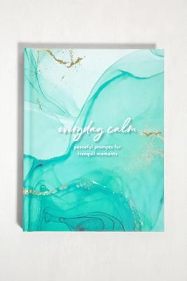 Urban Outfitters Everyday Calm: A Journal: Peaceful Prompts For Tranquil Moments - Assorted ALL at