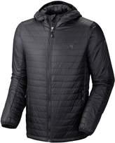 Mountain Hardwear Thermostatic Hooded Jacket - Men's Black