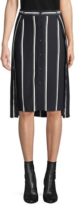 Rag & Bone Debbie Striped Skirt