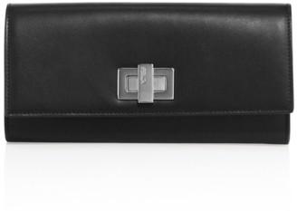 Fendi Peekaboo Leather Wallet