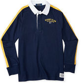 Ralph Lauren Cotton Jersey Rugby Shirt