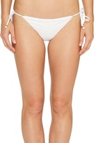 Polo Ralph Lauren Lasercut Medallion Ricky Bikini Bottom Women's Swimwear