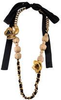 Marni Floral Link Necklace